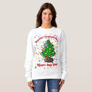 Merry Christmas & Happy New Year Sweatshirt