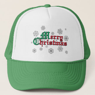 Merry Christmas Hat