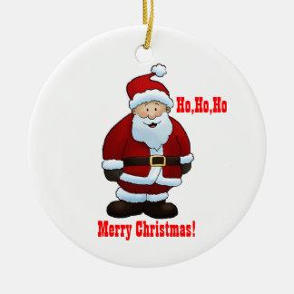 Merry Christmas!, Ho,Ho,Ho, Merry Christmas! Christmas Tree Ornament