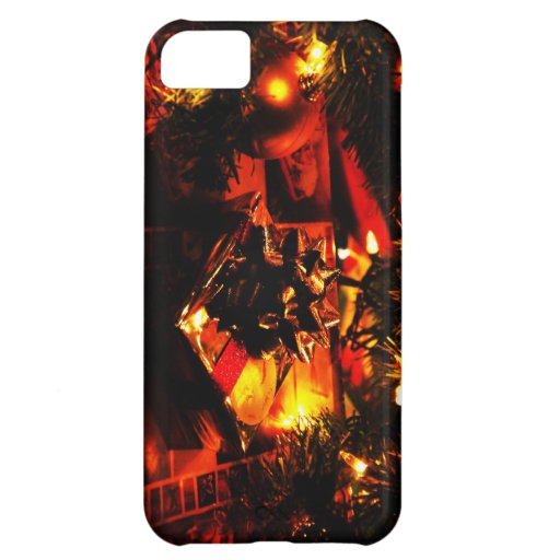 Merry Christmas  Holiday celebrations Santa Clause Cover For iPhone 5C