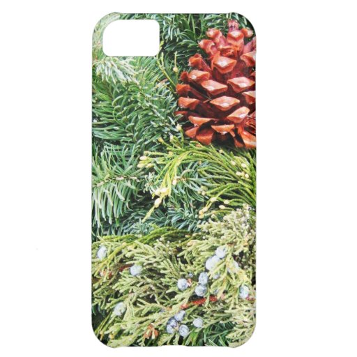 Merry Christmas  Holiday celebrations Santa Clause iPhone 5C Case