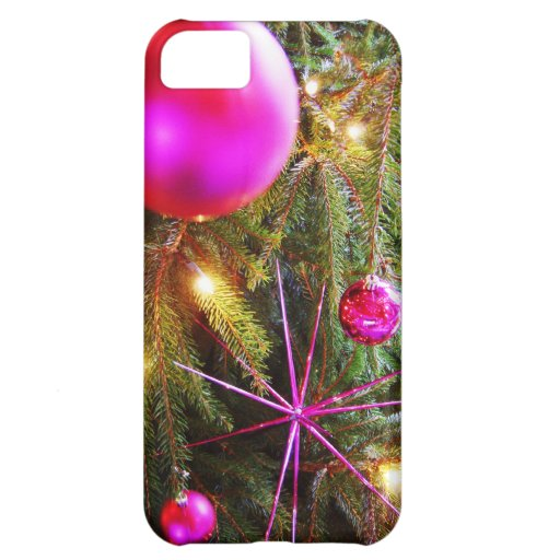 Merry Christmas  Holiday celebrations Santa Clause Case For iPhone 5C
