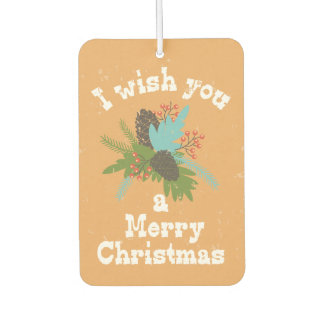 Merry Christmas Holiday Decor