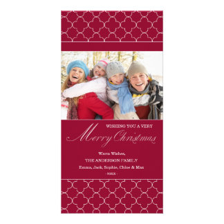MERRY CHRISTMAS | HOLIDAY PHOTO CARD