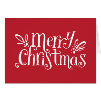 Merry Christmas Hugs | Holiday Corporate Card