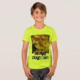 Merry Christmas in fun font T-Shirt