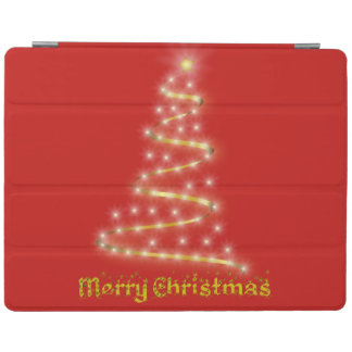 Merry Christmas iPad Cover