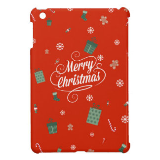 Merry Christmas Cover For The iPad Mini