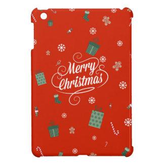 Merry Christmas iPad Mini Cases