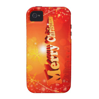Merry christmas iPhone4 case