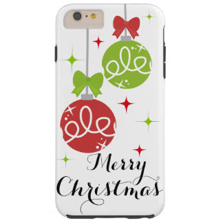 Merry Christmas iPhone 6 Case
