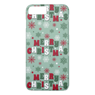 Merry Christmas iPhone 8 Plus/7 Plus Case