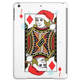 Merry Christmas Jack of Diamonds