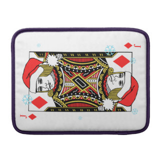 Merry Christmas Jack of Diamonds Sleeve For MacBook Air