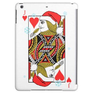 Merry Christmas Jack of Hearts
