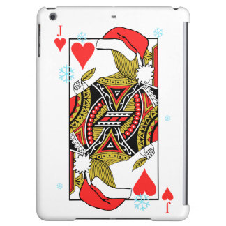 Merry Christmas Jack of Hearts - Add Your Images