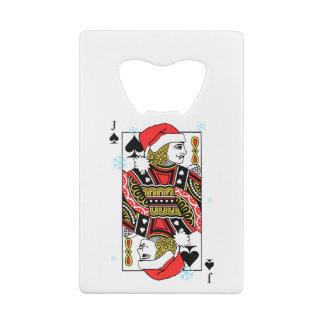 Merry Christmas Jack of Spades