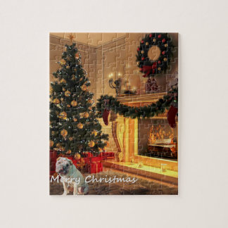 Merry Christmas. Jigsaw Puzzle