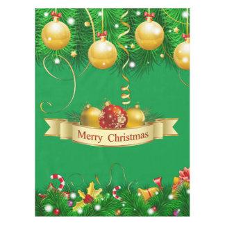 Merry Christmas Joy Tablecloth
