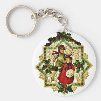 Merry Christmas Key Chain