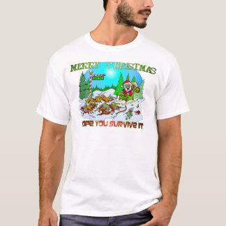 Merry Christmas Killings T-Shirt
