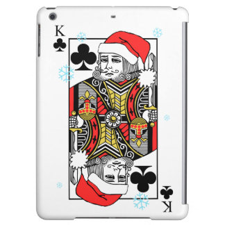 Merry Christmas King of Clubs
