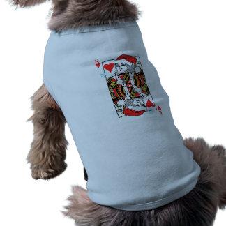 Merry Christmas King of Hearts Shirt