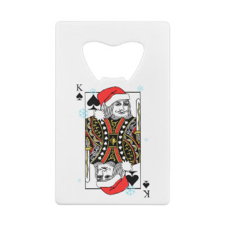 Merry Christmas King of Spades