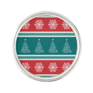 Merry Christmas Lapel Pin