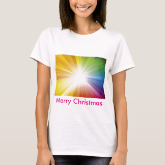 Merry Christmas / Light of Jesus T-Shirt