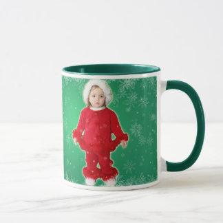 Merry Christmas little baby girl