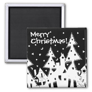 Merry Christmas! Magnets
