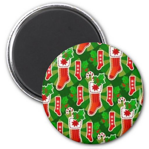 Merry Christmas - Fridge Magnets