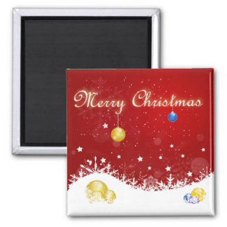 MERRY CHRISTMAS ~ MAGNETS