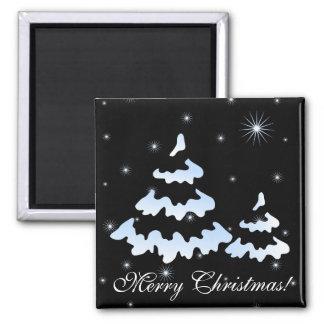 Merry Christmas! Refrigerator Magnet