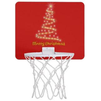 Merry Christmas Mini Basketball Hoop