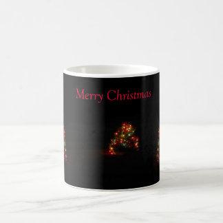 Merry Christmas mug 3 trees #1  00350