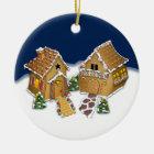 Merry Christmas Neighbour Ceramic Ornament