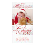 Merry Christmas - Personalised Photo Cards