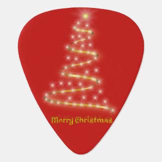 Merry Christmas Plectrum