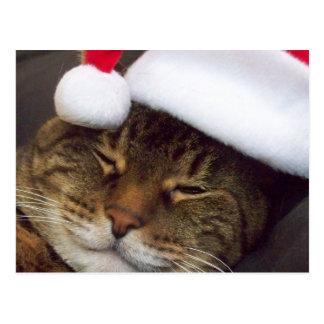 Merry Christmas post card