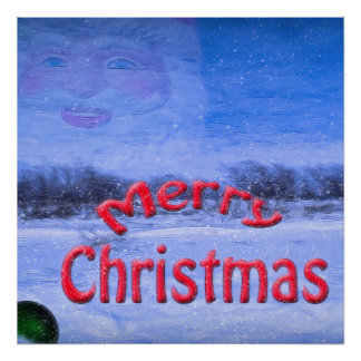 Merry Christmas, poster