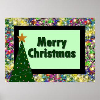 Merry Christmas Print