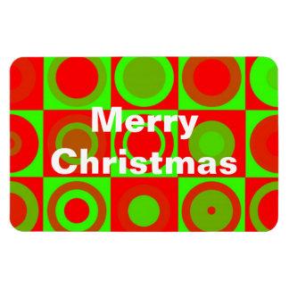 Merry Christmas Premium Flexi Magnet