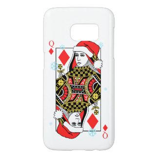 Merry Christmas Queen of Diamonds