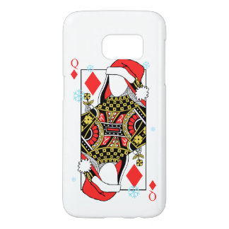 Merry Christmas Queen of Diamonds-Add Your Images