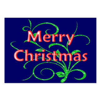 Merry Christmas Recipe Cards Pack Of Chubby Business Cards