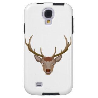 Merry Christmas Reindeer Galaxy S4 Case