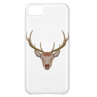 Merry Christmas Reindeer iPhone 5C Case