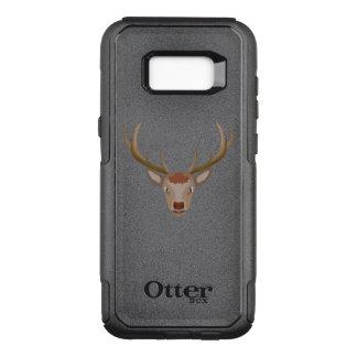 Merry Christmas Reindeer OtterBox Commuter Samsung Galaxy S8+ Case